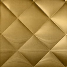 Gold Quilted
