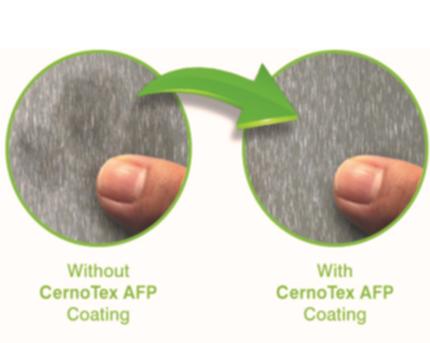 Cernotex Anti Fingerprint Coating